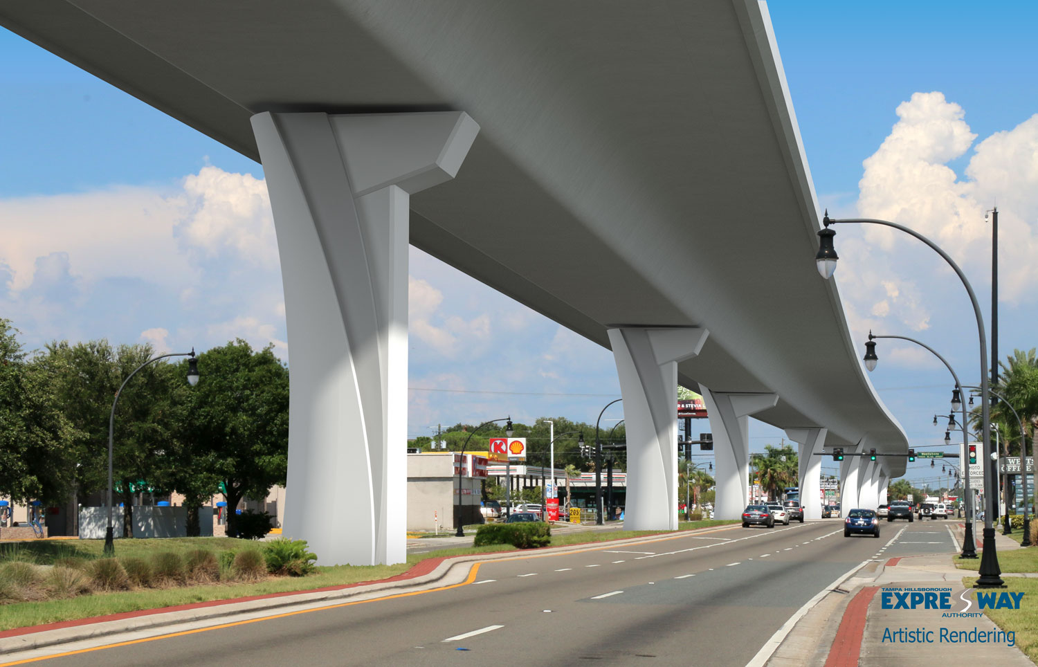 Florida Toll By Plate >> The Selmon Extension | Tampa Hillsborough Expressway Authority