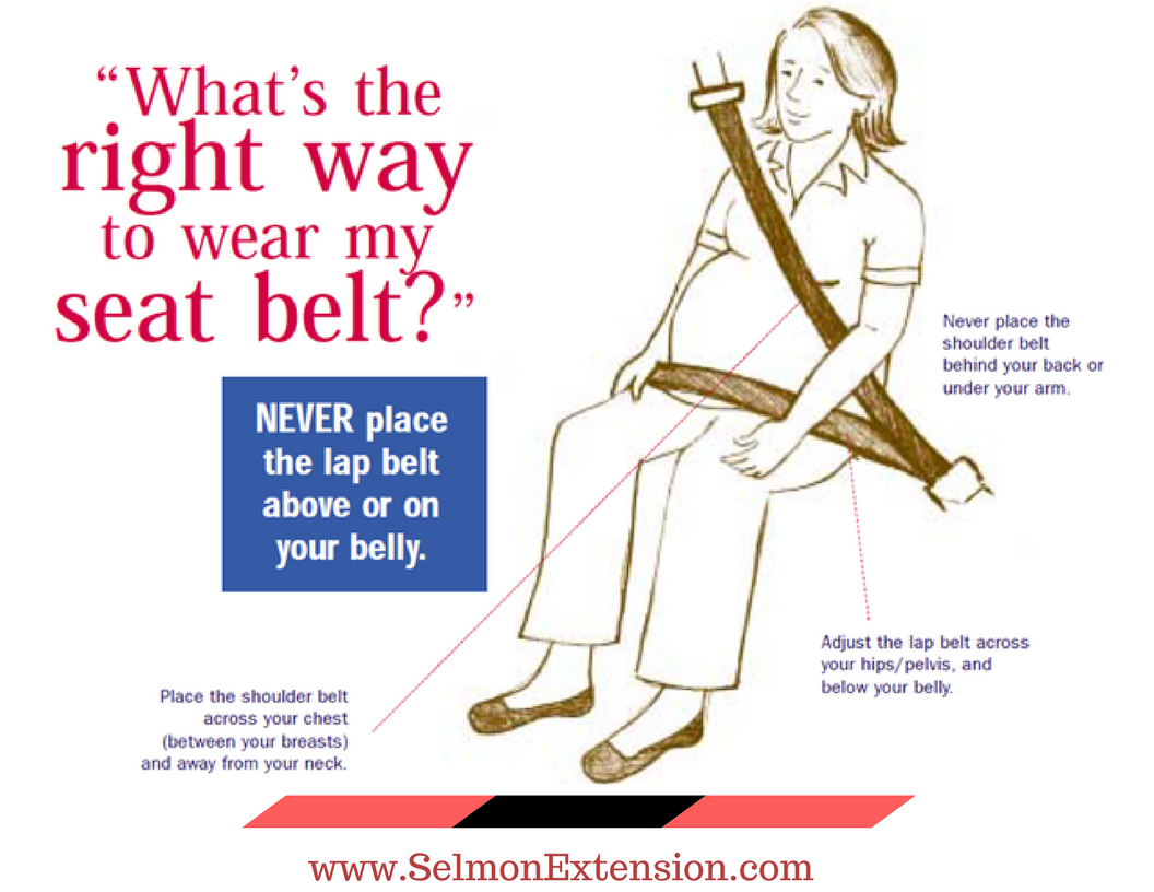 how to fix a sticky seat belt